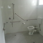 Disabled Bathroom Installed by Simon the Plumber