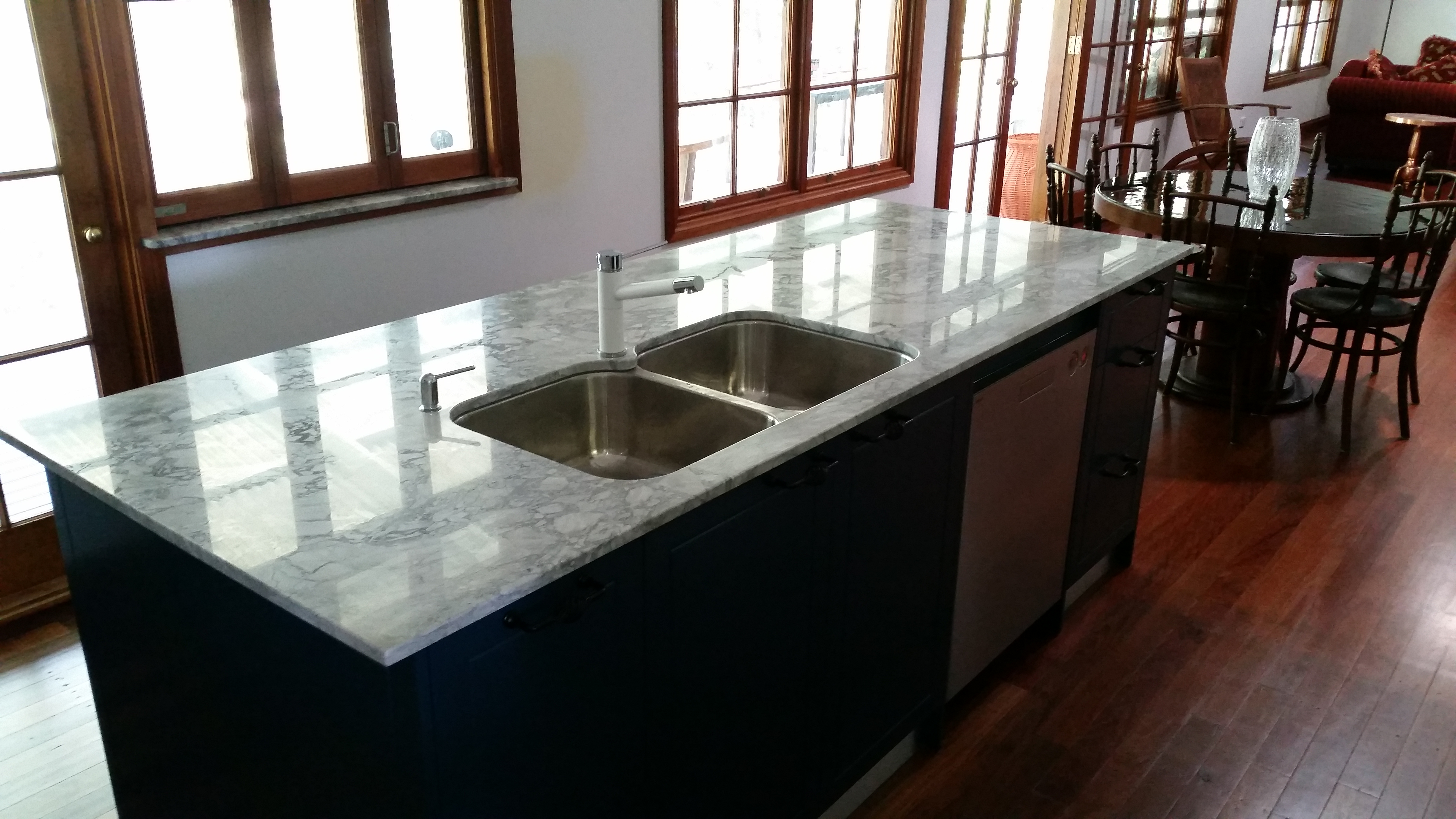 Kitchen Renovation at Buderim by Simon the Plumber