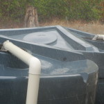 Rain Water Tanks Filling installed by Simon the Plumber