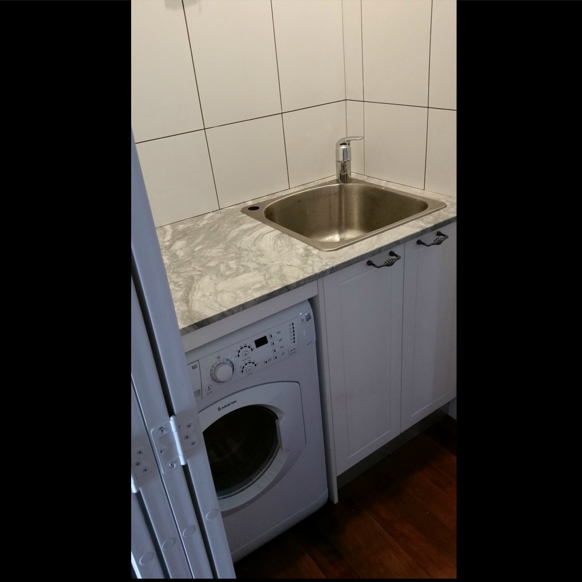 New laundry Renovation installed by Simon the Plumber