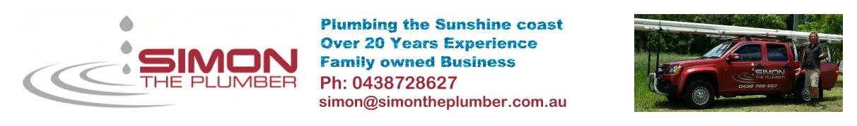 Simon The Plumber Logo